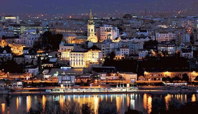 beograd najveci turisticki grad u Srbiji
