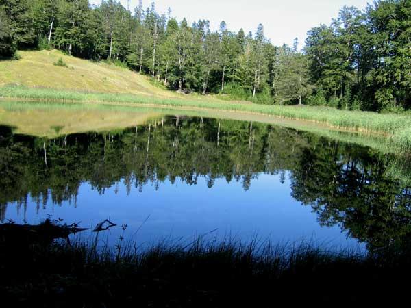 jezera u Srbiji - Crno jezero