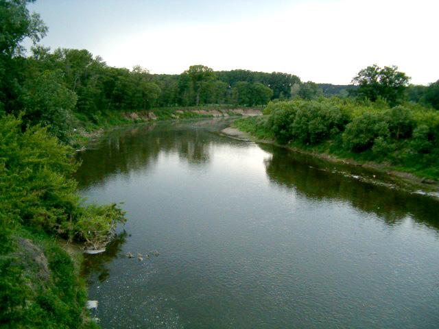 reke u Srbiji - reka Morava