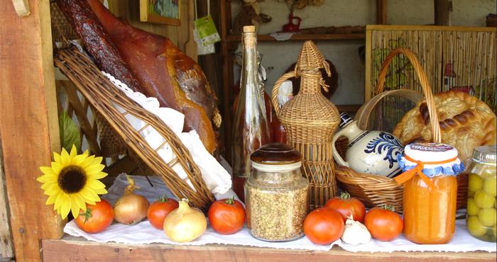 seosko domaćinstvo Srbije