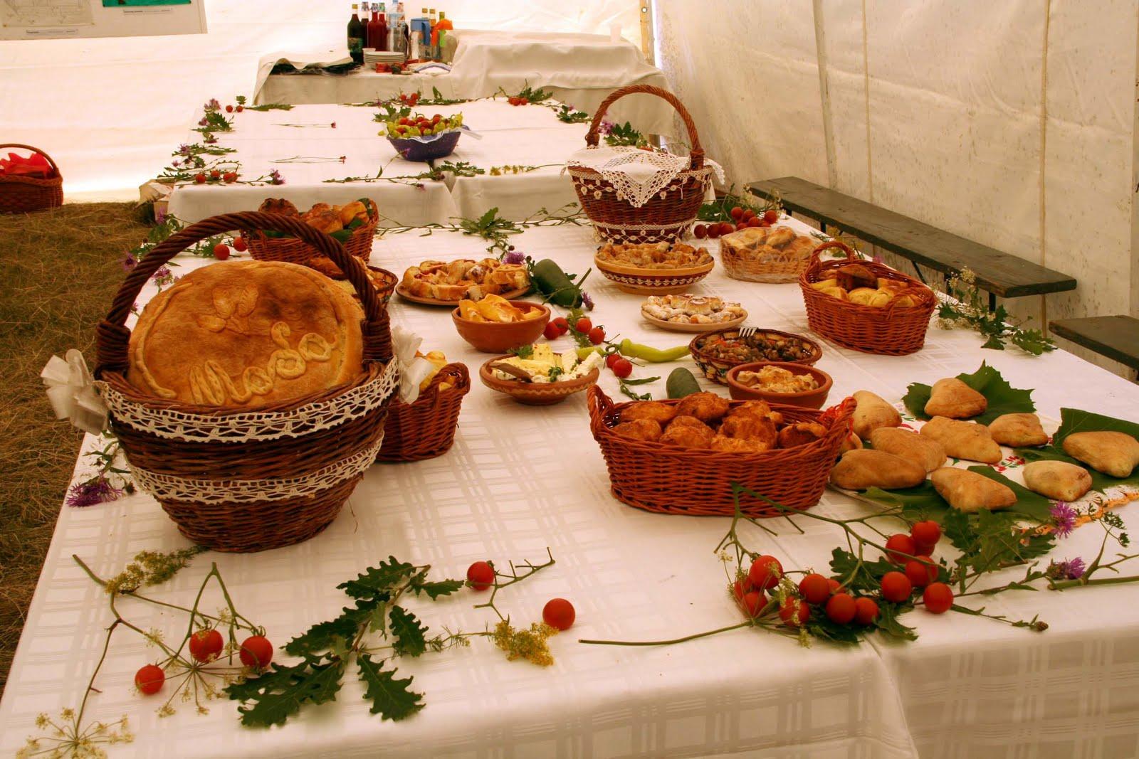 zdrava hrana - sesoska trpeza Srbije