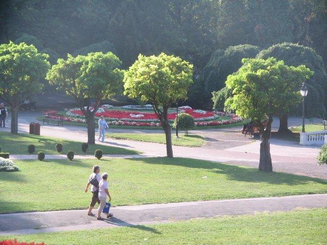 park-u-vrnjačkoj-banji