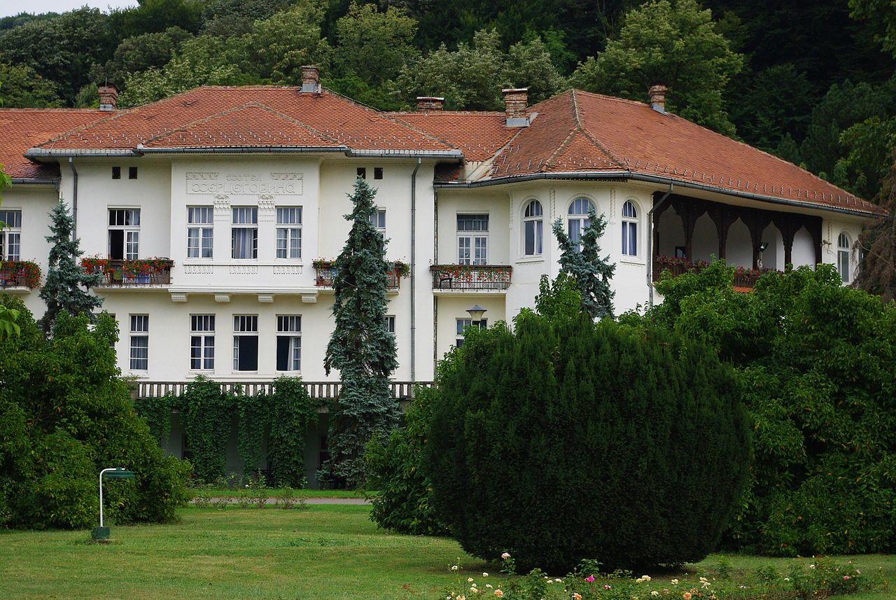 Banja Koviljača hotel