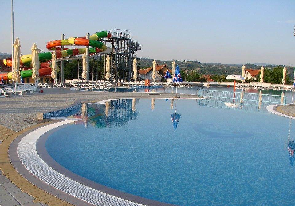 sokobanja hoteli akva park