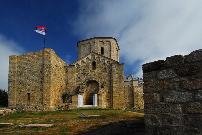 đurđevi stupovi manastiri