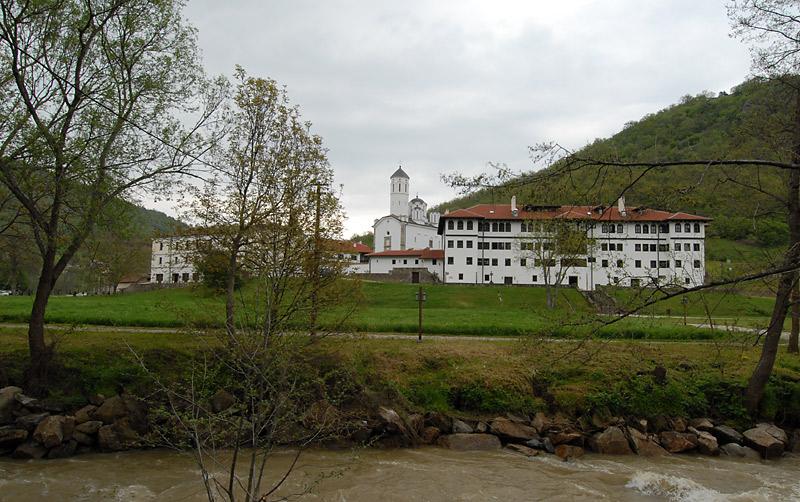 monastery manastiri