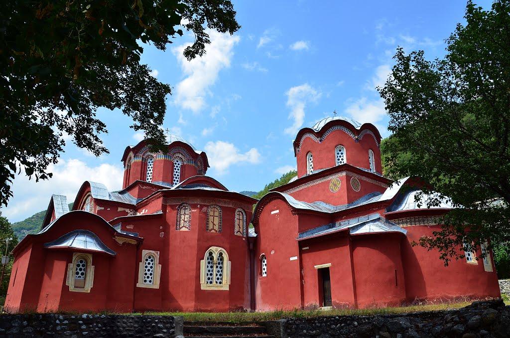 Manastir Pećka Patrijaršija kosovo